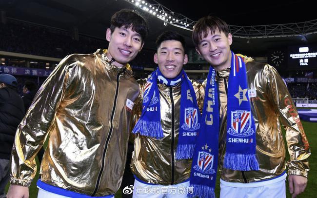 除了冠军申花还收获了希望 7大U23成为复兴关键