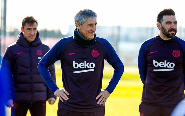 巴萨新帅:梅西是现象级球员 和巴尔韦德保持联系