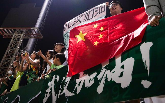 中国足球界抗疫上热搜 有中超老总捐出上亿物资