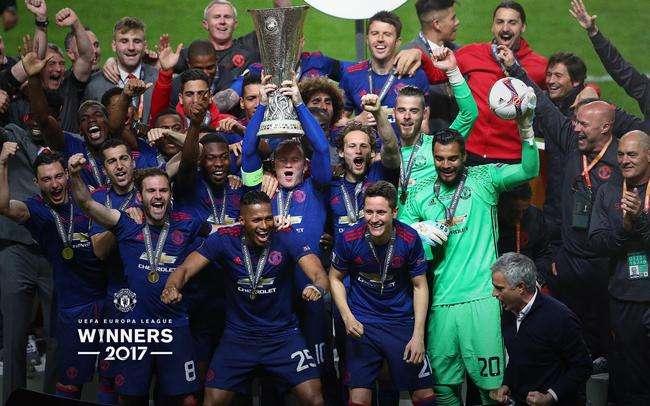 博格巴:曼联宗旨就是赢冠军 夺欧联杯让我很开心