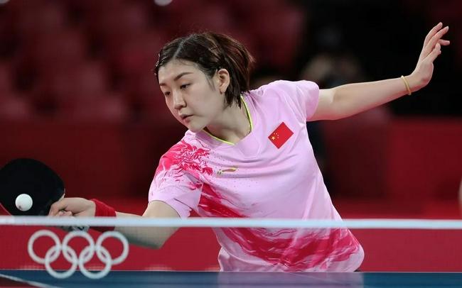 陈梦:从输球被质疑到问心无愧 下个目标是女团