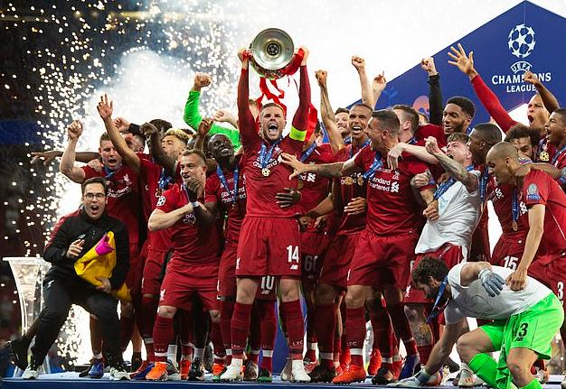 利物浦重启首轮有希望夺冠