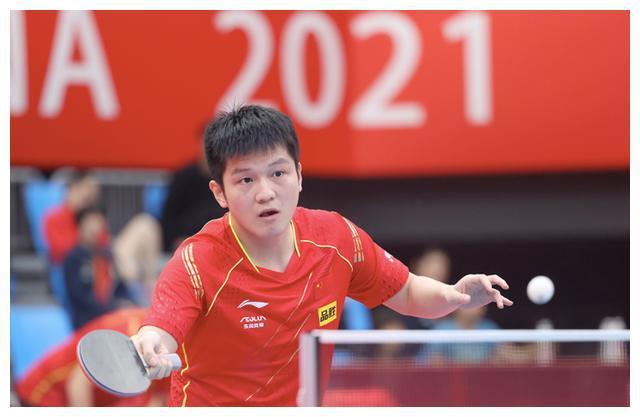 樊振东:奥运是最大舞台 首先展现自己再盼证明自己