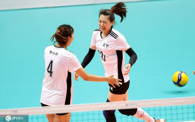 全运女排天津3-0辽宁 时隔8年重返决赛与江苏争冠
