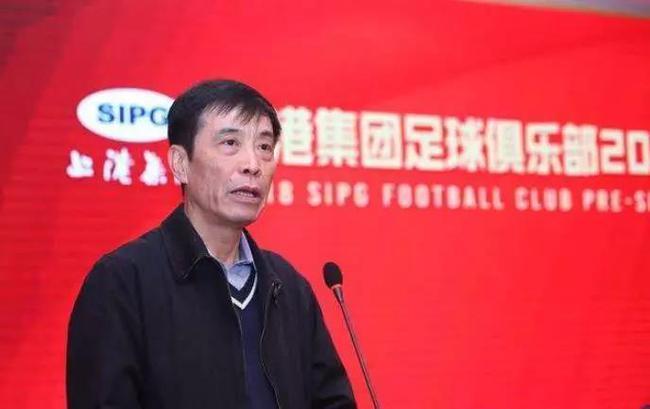 颜强:体制外人员进入足协是好尝试 背景需公开