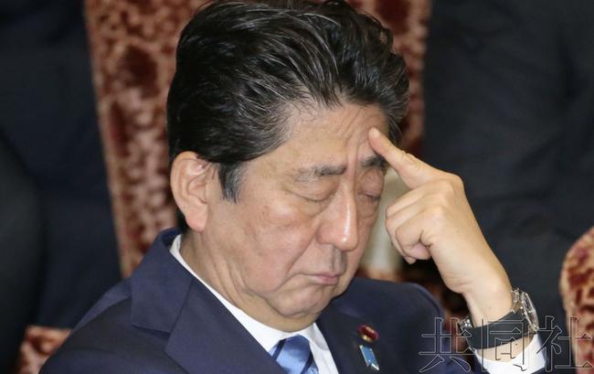日本当局否认安倍邀请特朗普参添东京奥运