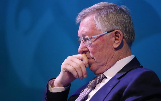 曼联惨!弗格森退休后欧冠就成奢求 胜率不到一半