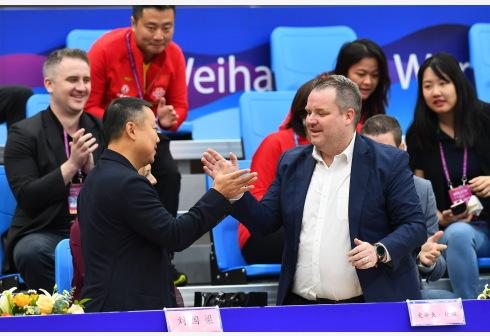 刘国梁:重启归于咱们的乒乓球竞赛 一切都值得的