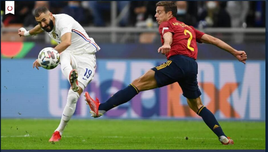 官方:本泽马世界波当选本届欧国联最佳进球