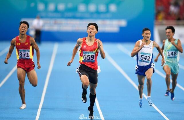 400米栏河南小将预赛成绩惊人 达标奥运只差半秒!
