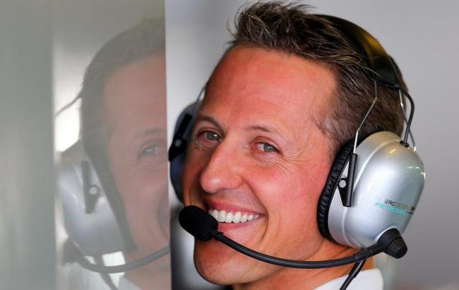 F1七冠王迈克尔-舒马赫