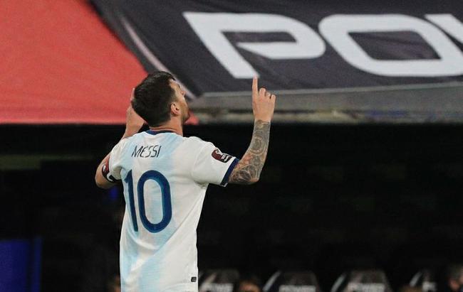 阿根廷开门红