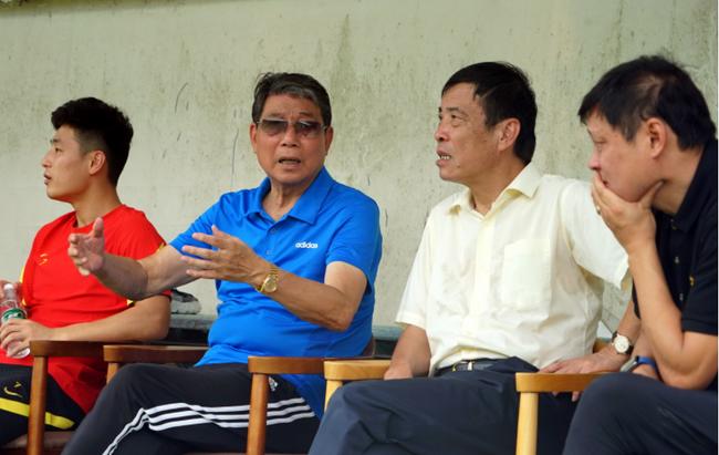 范志毅:我现在没脾气了 当国字号教练肯定不一样