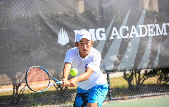 商毅邬娜之子获外卡 将登上ATP1000赛场
