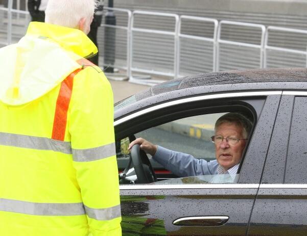 弗格森到温布利观看英苏之战 被拒绝使用VIP车位