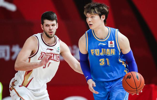 从王哲林到陈林坚再到任何一位福建男篮的球员