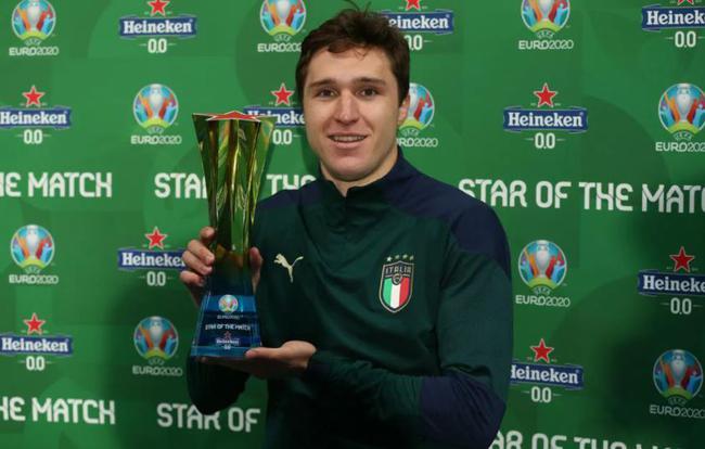 意大利名将之后逆境破门获评MVP 两度当选并列首位