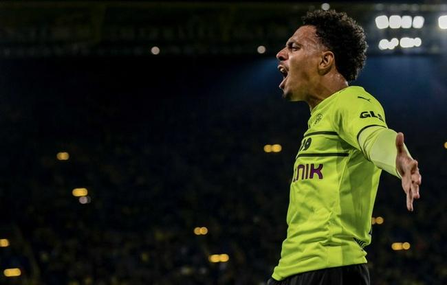 欧冠-荷兰国脚破门 3进球无效 多特蒙德力夺2连胜