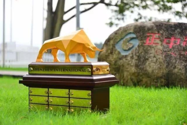 深圳国际赛logo