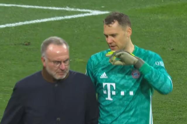 诺伊尔:赢下多特真太重要了 拜仁手握夺冠主动权
