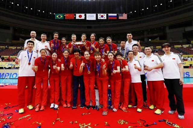 世界杯+大冠军杯赛或取消中国女排都是卫冕冠军