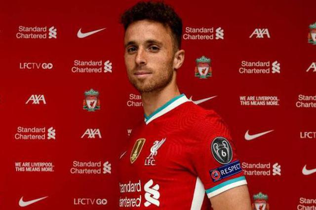 官宣:利物浦签狼队妖锋 转会费总价4500万镑