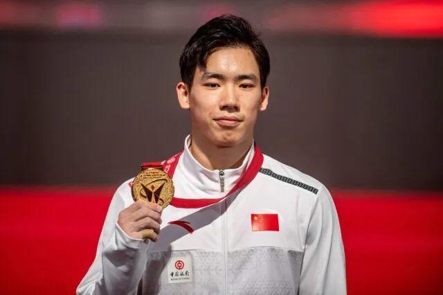 体操世锦赛奖牌榜:中国5金1银2铜第一 胡旭威2金
