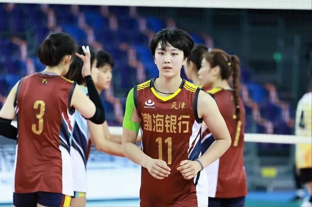 女排全锦赛技术排名 天津主攻陈博雅得分榜居首