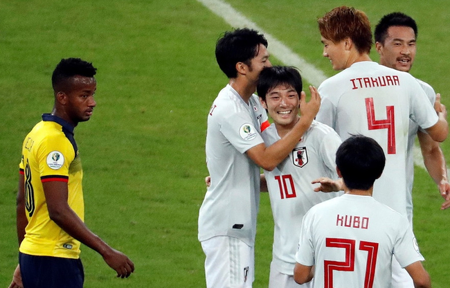 這支日本二隊太強