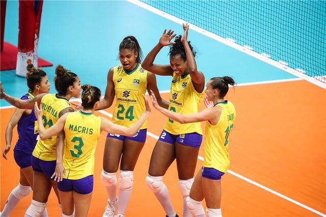 巴西排协因疫情取消国家队集训 小将盼奥运夺冠