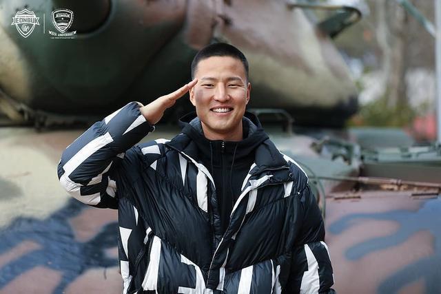 已有中国球队向权敬原发出邀请 兵役后能回来吗?