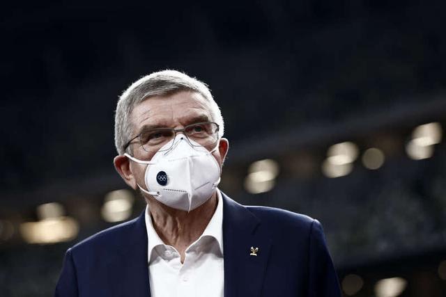 巴赫鼓舞运动员刻苦操练为东京奥运会做好准备