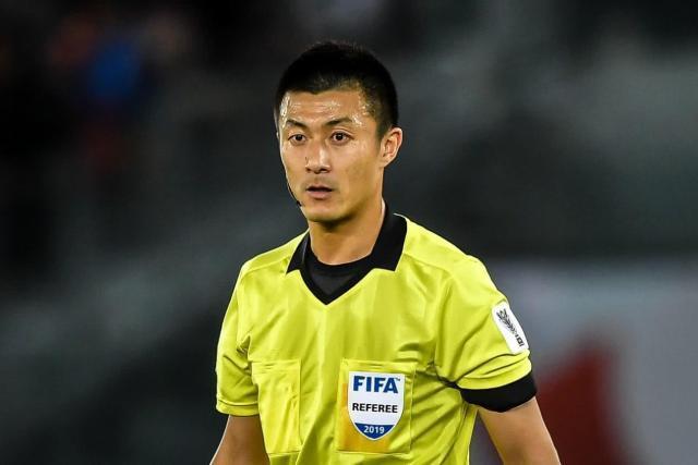 FIFA官网公布东京奥运会裁判名单 傅明榜上有名