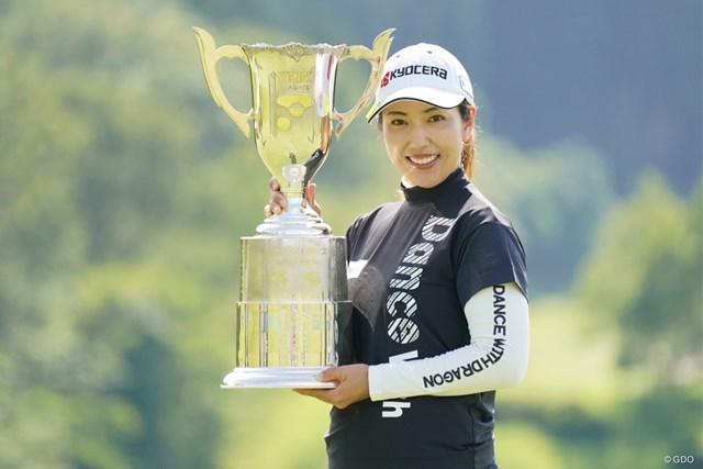 尤尼克斯女子赛笠律子完胜 结束五年日巡赛冠军荒