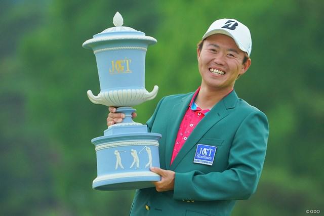 29岁木下棱介实现首胜 赢大满贯日本巡回锦标赛