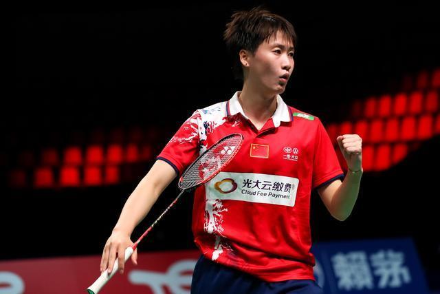 尤杯-陈雨菲速胜 中国3-0完美复仇泰国与日本争冠