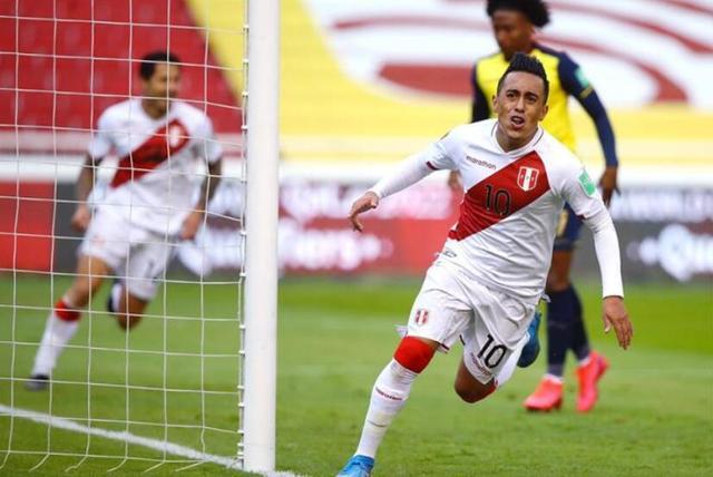 厄瓜多尔1-2秘鲁造8倍大冷 足彩头奖33注38.2万