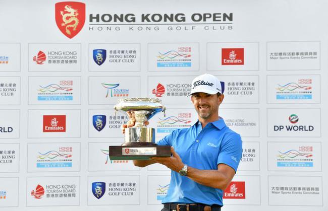 因疫情影响香港公开赛推迟到明年 原计划11月举办
