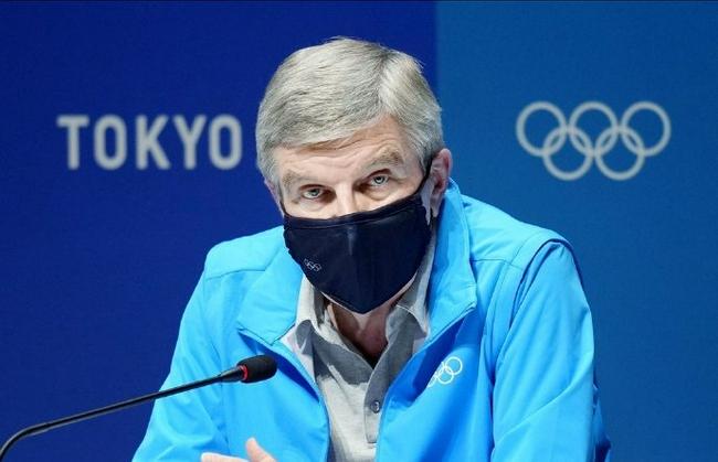 巴赫总结东京奥运会:十分安全 疫情未向民众扩散