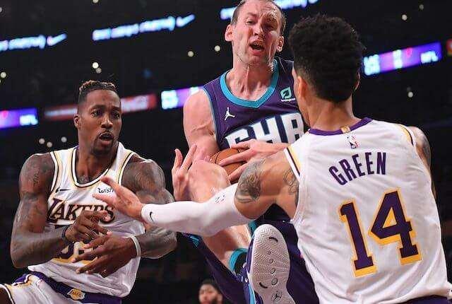 NBA各支球队都在为复赛做着紧锣密鼓的准备
