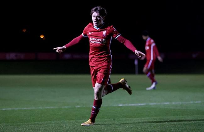 利物浦难留16岁青训神童 曼联同切尔西竞争中占优