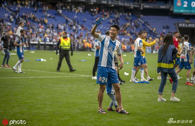 西班牙人抽到上上签!武磊踢欧联淘汰赛真有戏