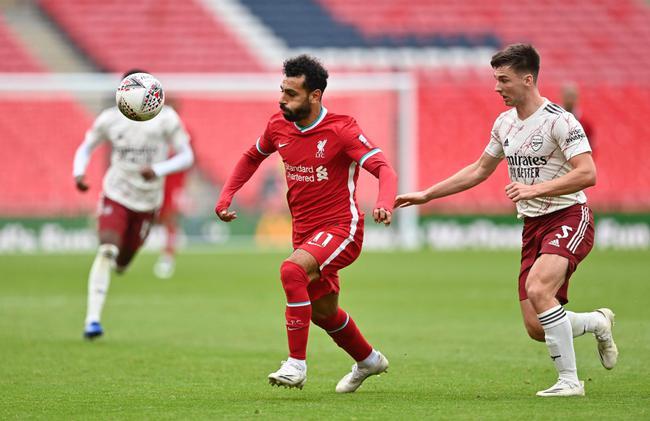 名宿:萨拉赫踢阿森纳全场低迷 他可能离开利物浦
