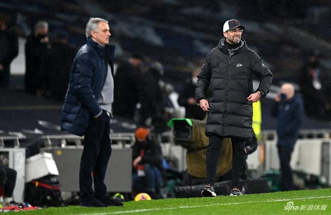 克洛普=英超上演一场焦点战,热刺主场面对利物浦