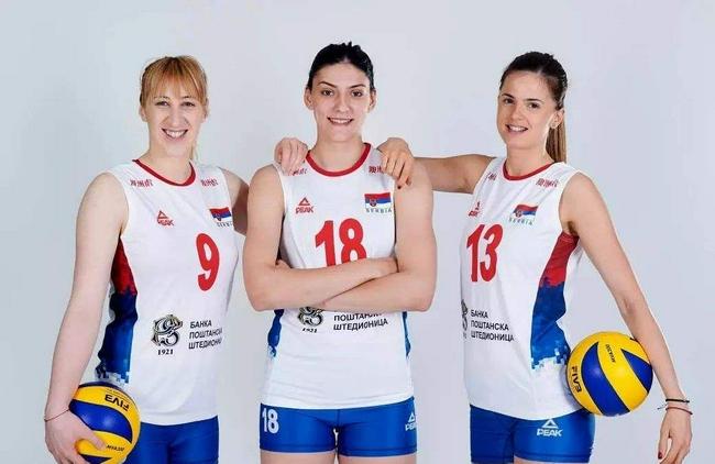 奥运女排塞尔维亚3-0多米尼加 博斯科维奇夺28分
