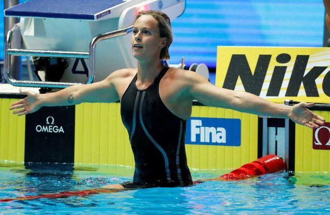 佩莱格里尼感染新冠肺炎 曾是奥运女子200自冠军