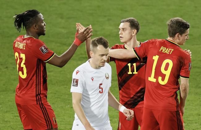 三大巨星缺阵仍8比0狂胜 比利时无愧世界第一排名