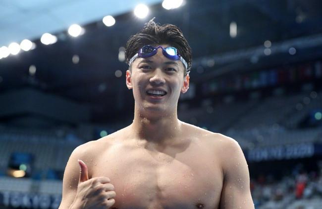 第7日综述:中国揽4金 游泳再创历史马龙传奇依旧