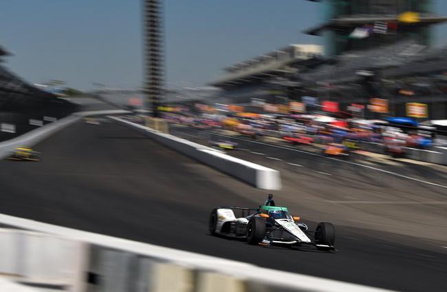 阿隆索始次在印地500大赛中完赛