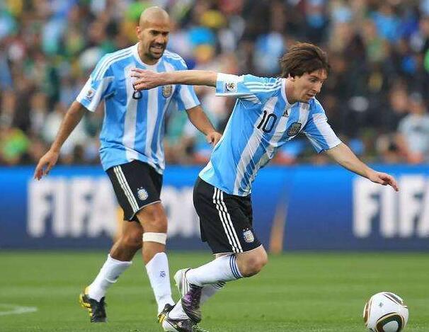 贝隆:梅西想为国际米兰踢球